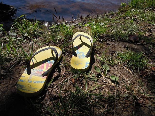 boty žabky