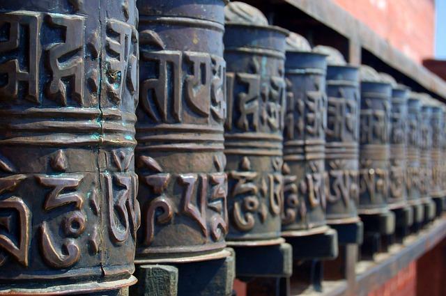budhismus Nepál