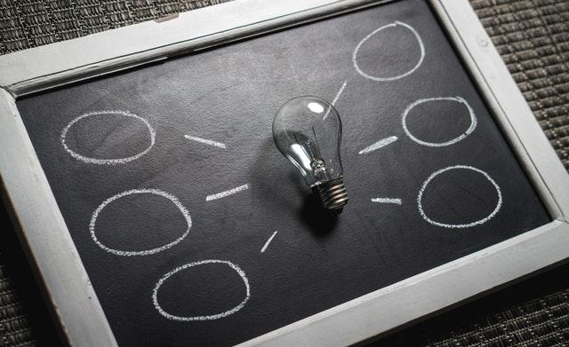 žárovka, inovace, chytré osvětlení